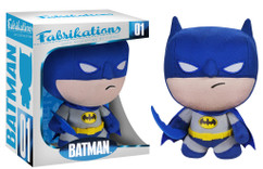 Batman Blue Costume FUNKO Fabrikations Push Figure