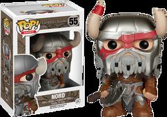 Elder Scrolls Online - Nord Pop! Games Vinyl Figure