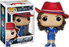 Agent Carter - POP! Marvel Vinyl Figure