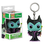 Maleficent - Pop! Vinyl Pocket Pop Keychain