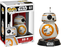 BB-8 Roller Droid Episode 7 - Star Wars - Pop! Movies Vinyl Figure
