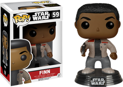Finn Episode 7 - Star Wars - Pop! Movies Vinyl Figure