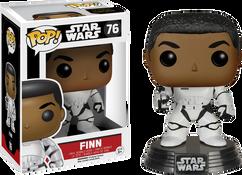 Finn Stormtrooper Episode 7 - Star Wars - Pop! Movies Vinyl Figure