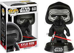 Kylo Ren Episode 7 - Star Wars - Pop! Movies Vinyl Figure