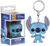 Lilo and Stitch - Stitch- Pop! Vinyl Pocket Pop Keychain