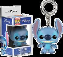 Lilo and Stitch - Stitch- Pop! Vinyl Pocket Pop Keychain