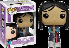 Mulan - Mulan - Pop! Movies Vinyl Figure