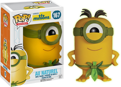 Minions - Au Naturel (Glow in Dark) POP! Vinyl Figure