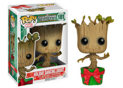 Guardians of the Galaxy - Dancing Groot Christmas Holiday Version Pop! Movie Vinyl Figure