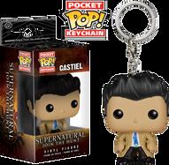 Castiel - Supernatural - Pop! Vinyl Pocket Pop Keychain