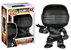 Snake Eyes - GI Joe  - Pop! Vinyl Television Figure