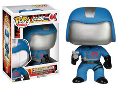 Cobra Commander - GI Joe  - Pop! Vinyl Television Figure