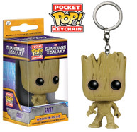 Groot - Guardians of the Galaxy - Pop! Vinyl Pocket Pop Keychain