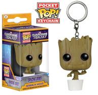 Baby Groot - Guardians of the Galaxy - Pop! Vinyl Pocket Pop Keychain