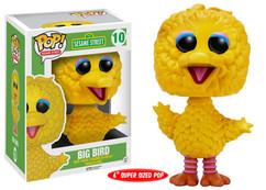 Big Bird 6 Inch - Sesame Street - Pop! Sesame Street Vinyl Figure