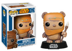 Wicket the Ewok - Star Wars Pop! Vinyl Figure