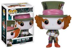 Mad Hatter - Alice in Wonderland - Pop! Movies Vinyl Figure