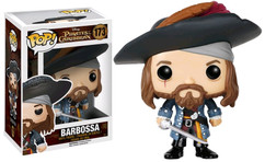 Barbossa - Pirates of the Caribbean - Pop Movies Vinyl Figure