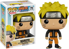 Naruto - Naruto - Pop Animation Vinyl Figure