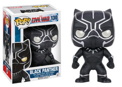 Black Panther - Captain America 3 Civil War - POP! Marvel Vinyl Figure