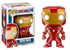Captain America 3 Civil War - Iron Man POP! Marvel Vinyl Figure