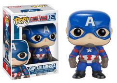 Captain America 3 Civil War - Captain America POP! Marvel Vinyl Figure
