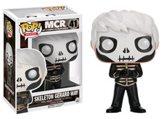 My Chemical Romance - Gerard Way The Black Parade Skeleton Face Pop! Vinyl Figure