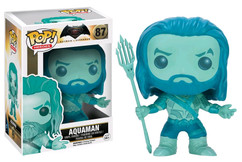 Aquaman Blue Exclusive - Batman vs Superman - Pop! Heroes Vinyl Figure