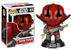 Sidon Ithano - The Force Awakens - Star Wars Pop! Vinyl Figure