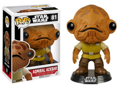 Admiral Ackbar - The Force Awakens - Star Wars Pop! Vinyl Figure