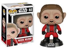 Nien Nunb - The Force Awakens - Star Wars Pop! Vinyl Figure