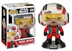 Nien Nunb Helmet Exclusive - The Force Awakens - Star Wars Pop! Vinyl Figure