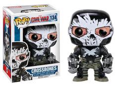 Crossbones - Captain America 3 Civil War - POP! Marvel Vinyl Figure