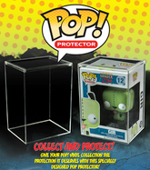 POP! Vinyl Figure Protector - Acryllic Box