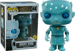 Game of Thrones - Night's King Glow Exclusive POP! Television Vinyl Figure