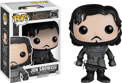 Game of Thrones - Jon Snow Castle Black Training Ground POP! Television Vinyl Figure