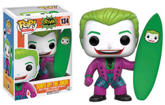Classic 1966 Surf's up Joker - POP! Heroes Vinyl Figure