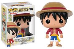 One Piece - Monkey. D. Luffy - Pop! Animation Vinyl Figure