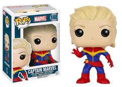 Captain Marvel - Pop! Vinyl Marvel Figure