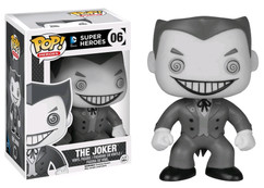 Black and White Joker Pop! Heroes Vinyl Figure