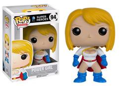 Power Girl - DC Universe - POP! Heroes Vinyl Figure