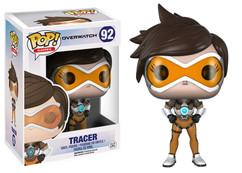 Overwatch - Tracer -Pop! Games Vinyl Figure