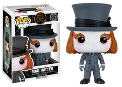 Mad Hatter - Through the Looking Glass - Pop! Movies Vinyl Figure