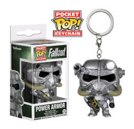 Fallout 4 - Power Armor - Pocket Pop! Keychain