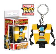 Borderlands - Claptrap - Pocket Pop! Keychain
