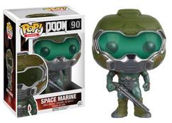 Doom - Space Marine Pop! Games Vinyl Figure