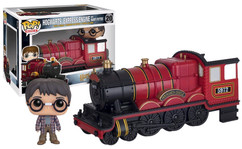 Harry Potter - Hogwarts Express Engine Pop! Movies Vinyl Figure