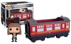 Hermione Granger - Hogwarts Express Traincar - Harry Potter Pop! Movies Vinyl Figure