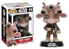 Ree Yees US Exclusive -  Star Wars Pop! Vinyl Figure
