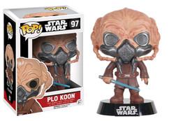 Plo Koon US Exclusive -  Star Wars Pop! Vinyl Figure